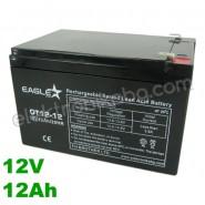 Акумулатор - Акумулаторна батерия 12V 12Аh Eaglestar