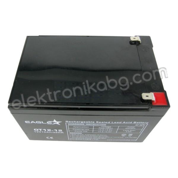 Акумулатор VRLA-AGM Акумулаторна батерия 12V 12Аh Eaglestar