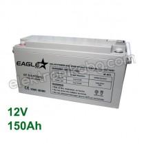 Акумулатор - гелов акумулатор 12V 150Аh Eaglestar