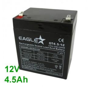 Акумулатор - Акумулаторна батерия 12V 4,5Аh Eaglestar