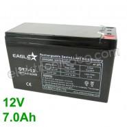 Акумулатор - Акумулаторна батерия 12V 7Аh Eaglestar