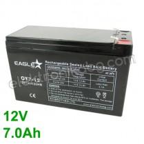 Акумулатор VRLA-AGM Акумулаторна батерия 12V 7Аh Eaglestar