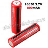 Литиево-йонна акумулаторна батерия 800mAh 3.7V
