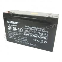 Акумулатор - Акумулаторна батерия 6V 10Аh