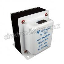 Конвертор 220V - 110V - 220V - 1500W