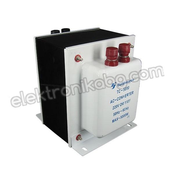 Конвертор 220V - 110V - 220V - 5000W