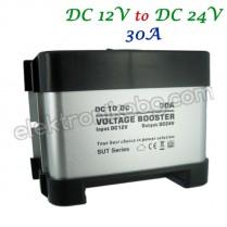 Конвертор от 12V на 24V 30A 720W