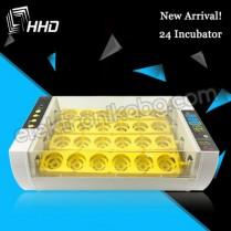 Автоматичен инкубатор за 24 броя яйца