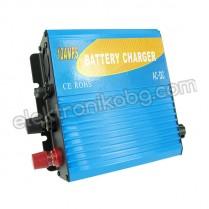 Универсално зарядно за 12V акумулатори 10A G, S, F, LI