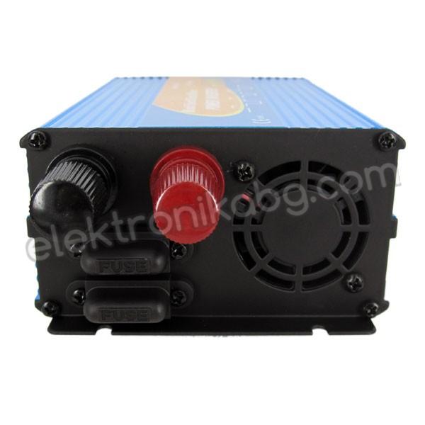 Инвертор 600W / 12Vвход  220/ 240V изход