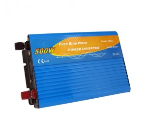 Инвертор пълна синусоида 12V / 500W