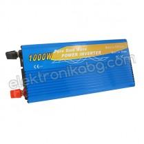 Инвертор пълна синусоида 24V / 1000W