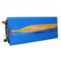 Инвертор пълна синусоида 24V / 5000W