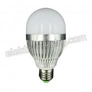 LED крушка E27 9W 110-220V 1080LM 3400K