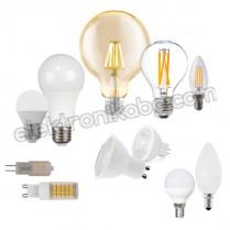 LED / ЛЕД крушки и тела