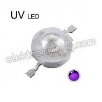 UV Светодиод 3.4V / 1W
