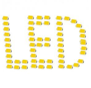 SMD 5630 LED чип - 50 бр.