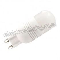 LED Светодиод G9 220V 3W 6400K