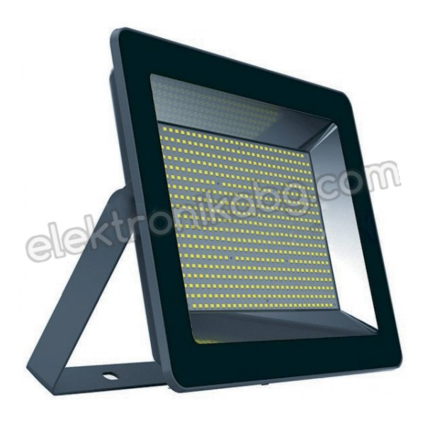 200W Прожектор SMD  Черно Тяло 17000LM 6000K