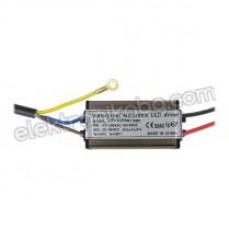 LED трансформатор  AC-DC / 10W