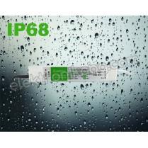Водоустойчив LED захранващ блок   230VAC - 12VDC / 2A