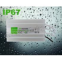 Водоустойчив LED захранващ блок   230VAC - 12VDC / 29A