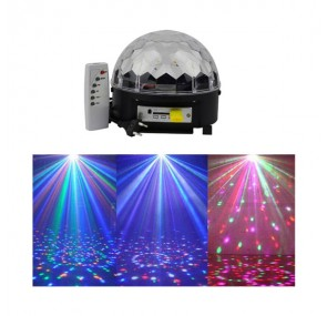 Активен диско парти ефект