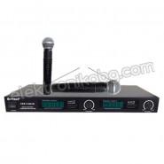 Микрофон - микрофон безжичен WVNGR LX-88 III