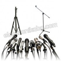 Микрофони и стойки