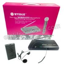Безжичен микрофон тип хедсет WVNGR SM-200B