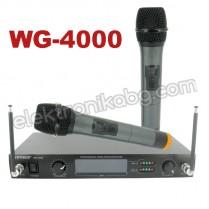 Микрофон - микрофони безжични WVNGR WG-4000