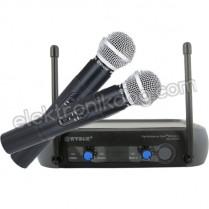 Микрофон - микрофони безжични WVNGR WG-PGX58