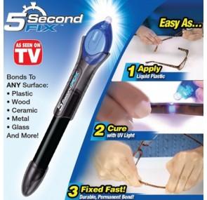 Инструмент за залепяне с течна пластмаса тип химикалка