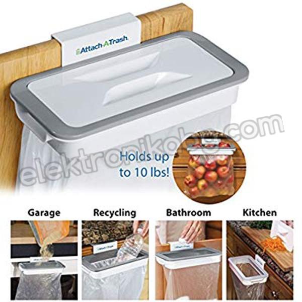 Кухненска поставка за торба за боклук