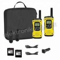 Комплект 2 броя Водоустойчиви Радиостанции Motorola TLKR T92 H2O Go Anywhere
