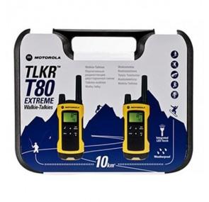 Комплект радиостанции Motorola TLKR T80 Extreme за Екстремни и сурови климатични условия до 10 км