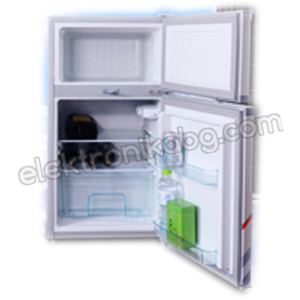 1b3a3f38bff DC Компресорен хладилник с фризер 90L 70W