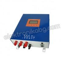 MPPT Контролер-регулатор за соларни панели 12V-24V / 60А