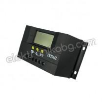 Контролер-регулатор за соларни панели 12V/ 24V/ 30A