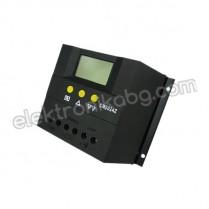 Контролер-регулатор за соларни панели 12V/ 24V/ 50A