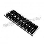 Соларен панел, слънчев, фотоволтаичен 10W/ 12V монокристален