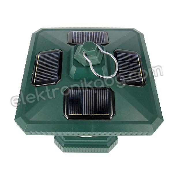 9c098124b87 Соларна лампа-фенер 8 диода - 6V/1W