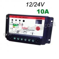 Контролер-регулатор за соларни панели 10А