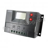 Контролер-регулатор за соларни панели с дисплей 12V 24V 20A