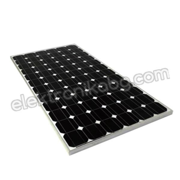 Соларен панел, слънчев, фотоволтаичен 200W 12V