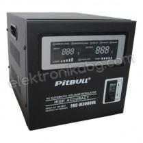 Стабилизатор на напрежение със сервомотор  2100W 220V PITBULL
