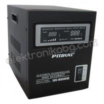 Стабилизатор на напрежение със сервомотор  3500W 220V PITBULL