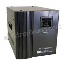 Стабилизатор на напрежение от 105V  3000VA