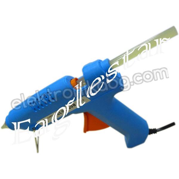 Пистолет за топъл силикон 11мм - 220v / 80w