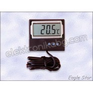 Digital thermometer -50⁰C ~ +70⁰C